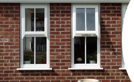 Upvc sash windows for Window opening styles